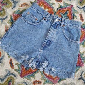 Vintage gap shorts
